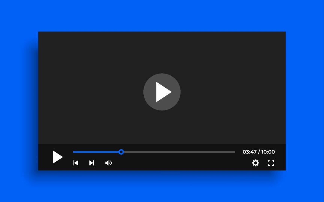 La importancia de los videos publicitarios para empresas