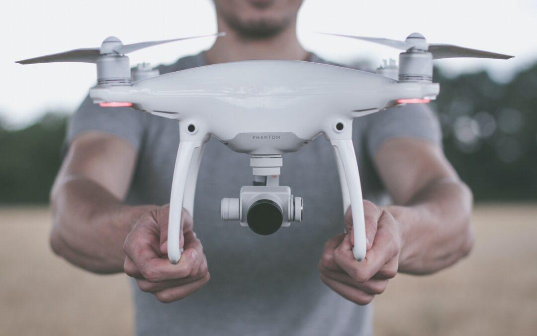 La utilidad de los drones con cámara profesional