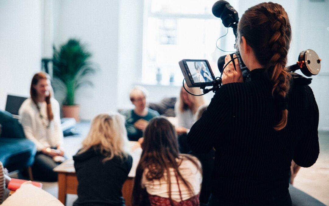 ¿Cuál es el objetivo de un vídeo corporativo?